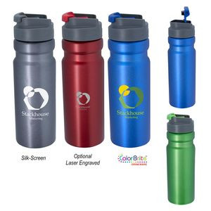 26 Oz. Aluminum Alpine Bottle