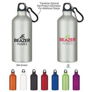 20 Oz. Tundra Aluminum Bike Bottle