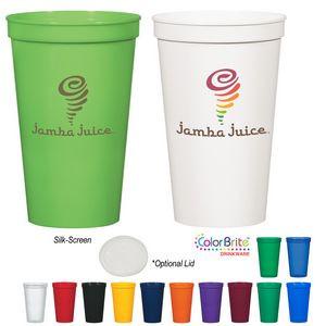 22 Oz. Big Game Stadium Cup