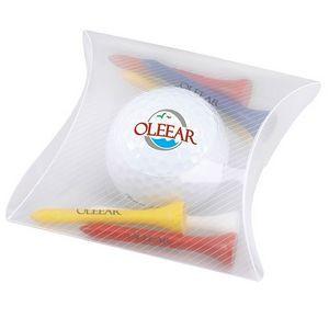 Titleist® Pillow Pack w/DT TruSoft™ Ball