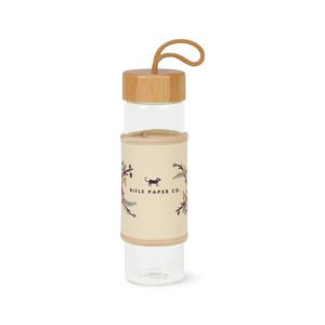 Serenity Bamboo Glass Bottle - 18.5 Oz. Natural