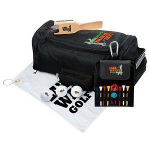Club House Bag Travel Kit w/ Wilson® Ultra 500 Golf Balls
