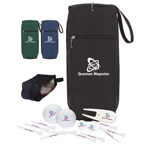 Amateur's Shoe Bag Golf Kit w/ Wilson® Ultra 500 Golf Balls