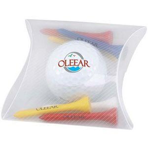 Pillow Pack w/ Wilson® Ultra 500 Golf Ball