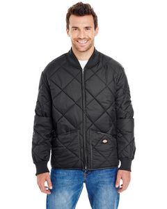 Williamson-Dickie Mfg Co Unisex Diamond Quilted Nylon Jacket