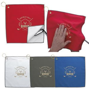 Good Value® Double Layer Golf Towel
