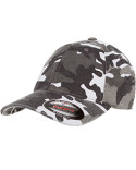 Yupoong Adult Cotton Camouflage Cap