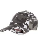 Flexfit® Adult Cotton Camouflage Cap