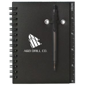 Spiral Notebook & Pen