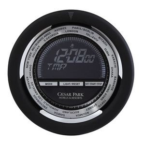Grand Prix World Time Clock