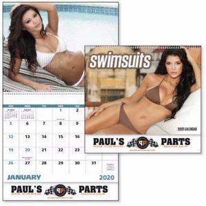 Good Value™ Swimsuits Calendar (Spiral)