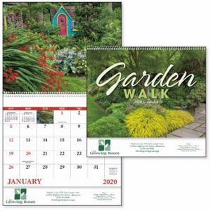 Good Value™ Garden Walk Calendar (Spiral)