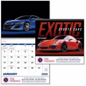 Good Value™ Exotic Sports Cars Calendar (Spiral)