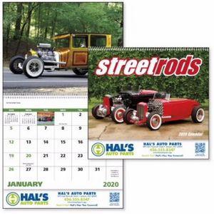 Good Value™ Street Rods Calendar (Spiral)