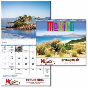 Good Value™ Mexico Calendar (Spiral)