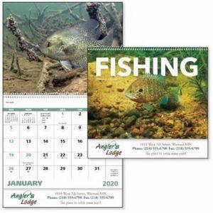Good Value™ Fishing Calendar (Spiral)