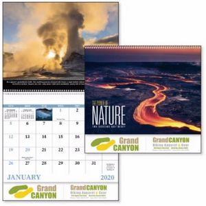 Good Value™ The Power of Nature Calendar (Spiral)