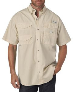 Columbia Men's Bonehead? Short-Sleeve Shirt