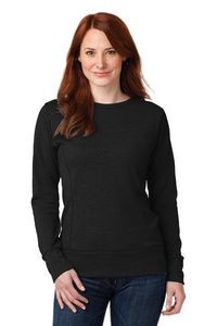 Anvil® Ladies' French Terry Crewneck Sweatshirt