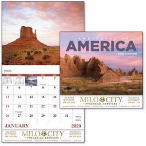 Good Value™ Landscapes of America Calendar (Stapled)