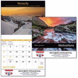 Good Value™ Motivations Calendar (Stapled)