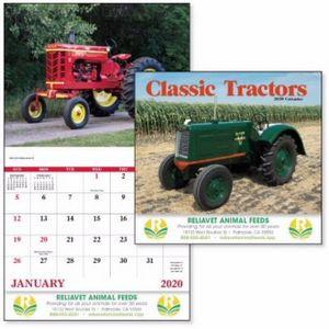 Good Value™ Classic Tractors Calendar (Stapled)