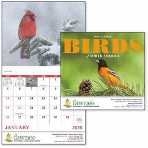 Good Value™ Birds of North America Calendar (Stapled)