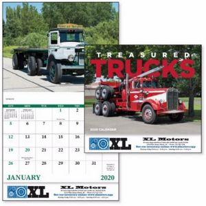 Good Value™ Treasured Trucks Calendar (Stapled)