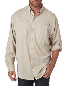 Columbia Men's Tamiami? II Long-Sleeve Shirt