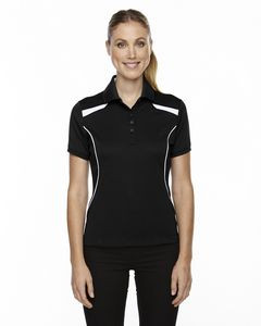 Extreme® Ladies' Eperformance™ Tempo Recycled Polyester Performance Textured Polo Shirt