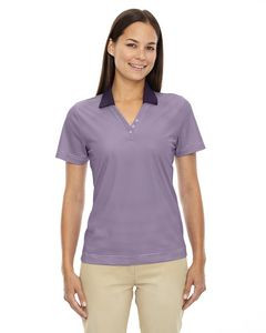 Extreme® Ladies' Eperformance™ Launch Snag Protection Striped Polo Shirt