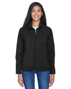 NORTH END Ladies' Three-Layer Fleece Bonded Performance Soft Shell Jacket
