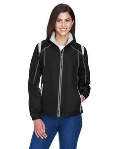 North End® Ladies' Endurance Lightweight Color-Block Jacket