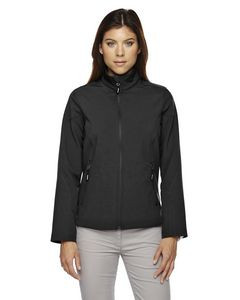 CORE 365 Ladies' Cruise Two-Layer Fleece Bonded Soft Shell Jacket