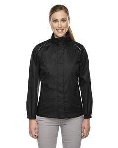 CORE 365 Ladies' Climate Seam-Sealed Lightweight Variegated Ripstop Jacket
