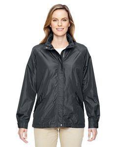 North End® Ladies' Excursion Transcon Lightweight Jacket w/Pattern