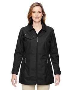 North End® Ladies' Excursion Ambassador Lightweight Jacket w/Fold Down Collar