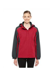 CORE 365 Ladies' Inspire Colorblock All-Season Jacket