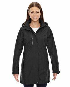 Ladies' Metropolitan North End Sport® Blue Lightweight City Length Jacket