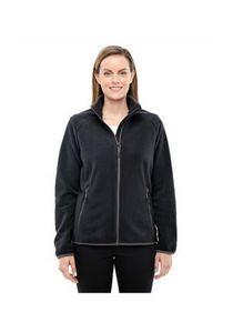 North End® Ladies' Vector Interactive Polartec® Fleece Jacket