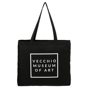 6oz Cotton Canvas All-Purpose Tote