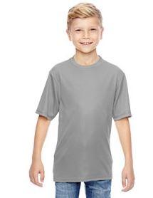 Augusta Sportswear Youth Wicking T-Shirt
