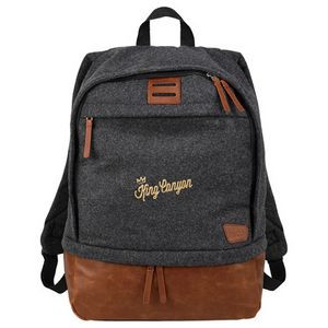 """Field & Co.® Campster Wool 15"""" Computer Backpack"""