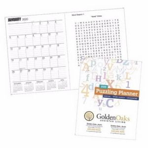 GoodValue® 2019 Standard Puzzling Planner