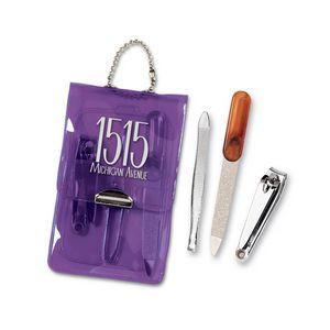 Compact Nail Care Kit