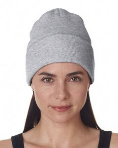UltraClub® Adult Knit Beanie w/Cuff