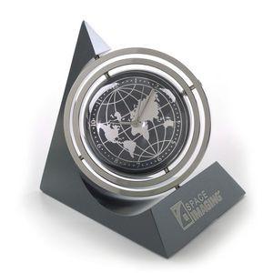 Newton Gimbal Clock / Frame