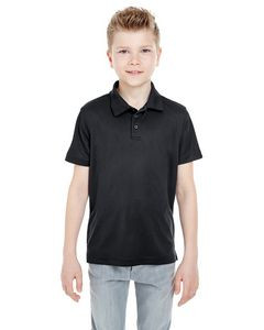 UltraClub® Youth Cool & Dry Piqué Polo Shirt