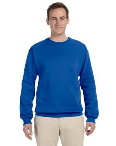Fruit of the Loom Adult 12 oz. Supercotton? Fleece Crew