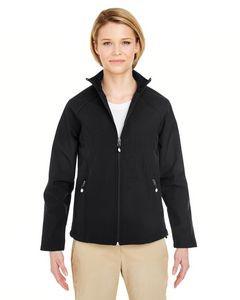 UltraClub® Ladies' Soft Shell Jacket